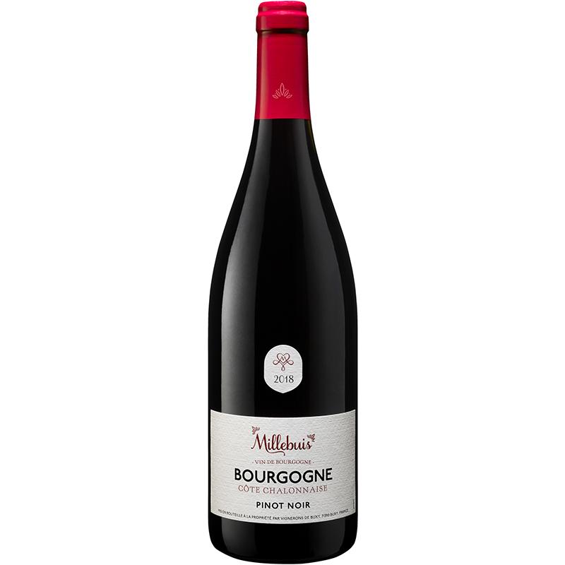 Bourgogne Côte Chalonnaise Pinot Noir 2018